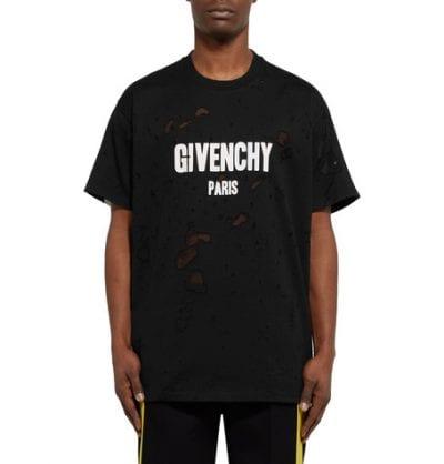 Camiseta Givenchy con logo