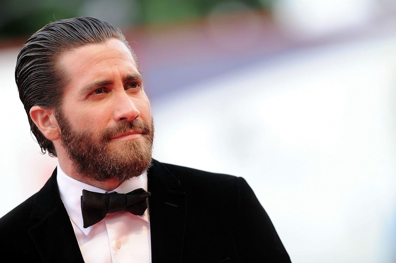 Jake Gyllenhaal con barba