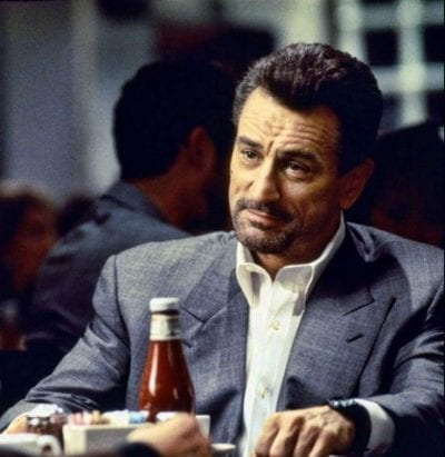Robert De Niro en 'Heat'