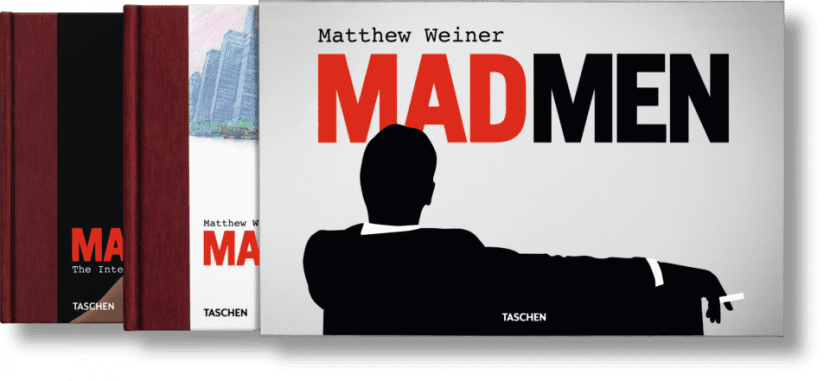 Libro tributo a Mad Men