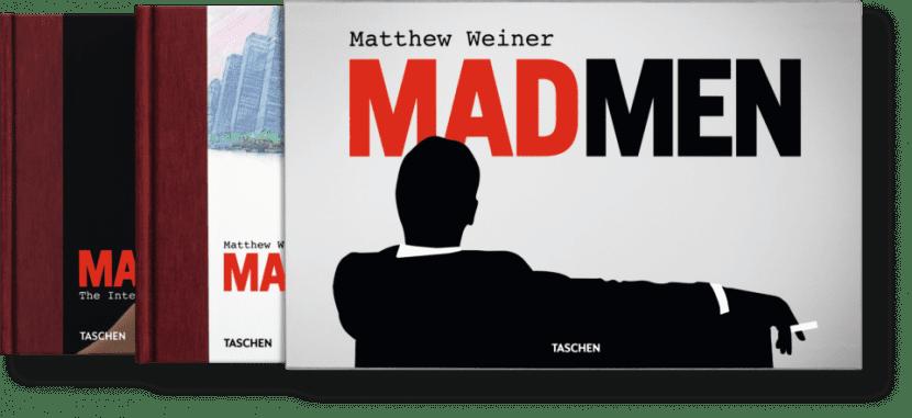 Libro tributo a Mad Men