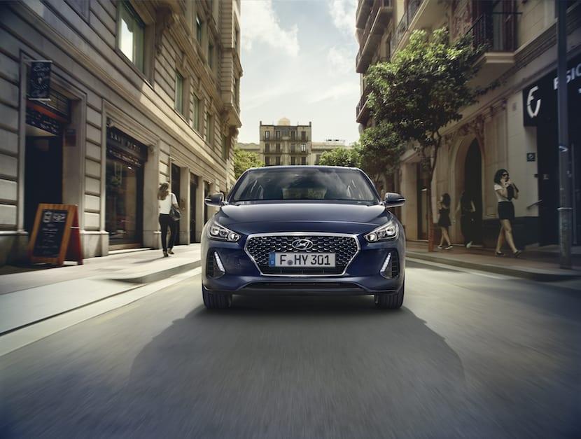 Características Motor nuevo hyundai i30