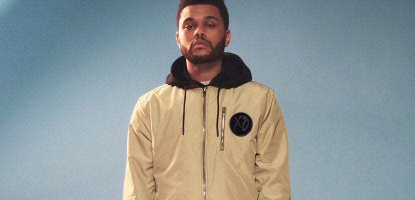 The Weeknd para H&M
