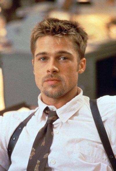 Brad Pitt en 'Seven'