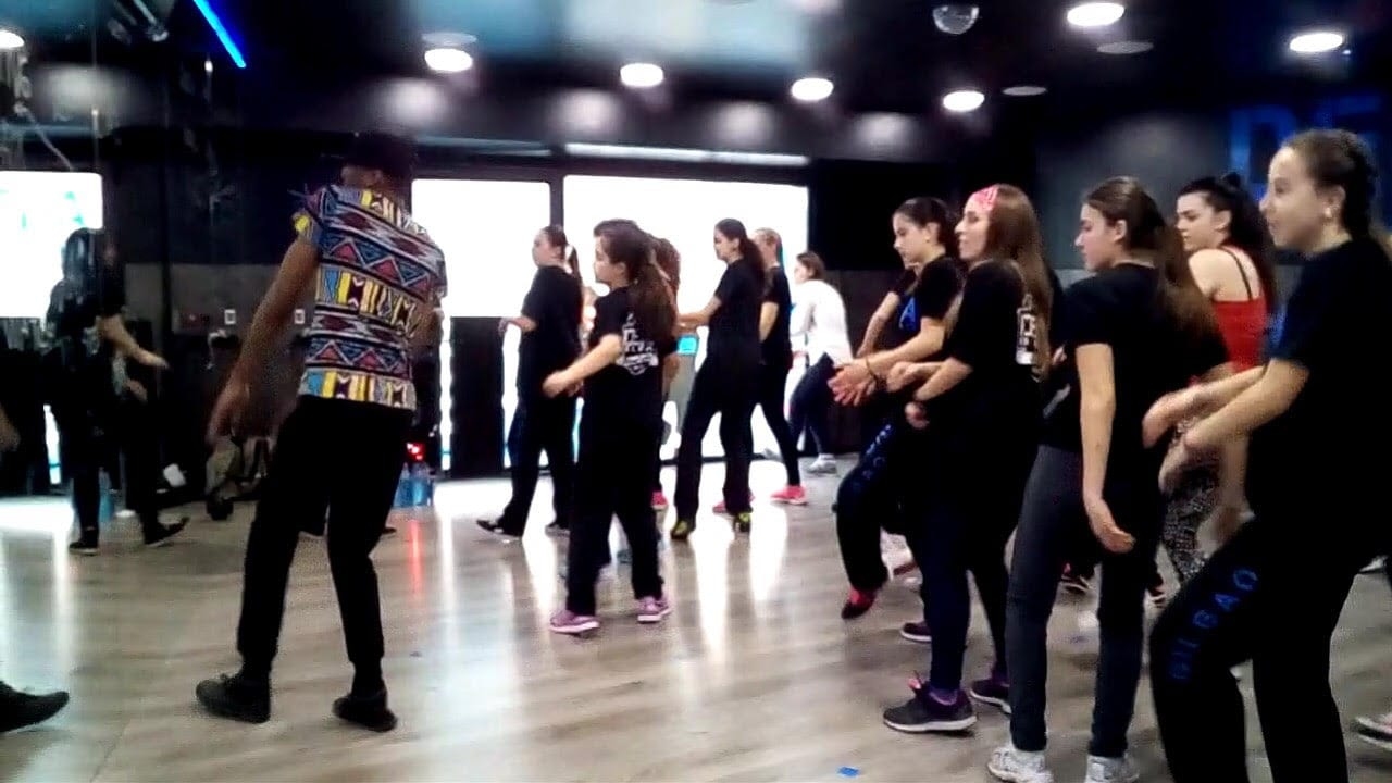 clases baile