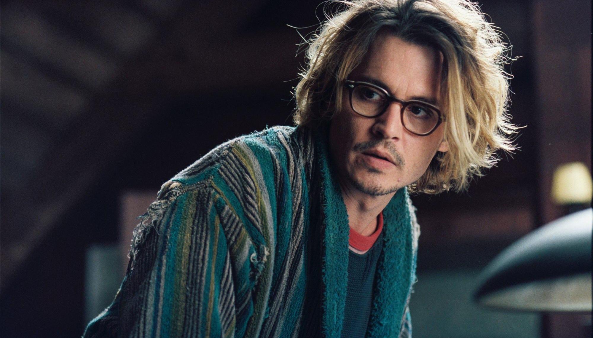Johnny Depp en 'La ventana secreta'