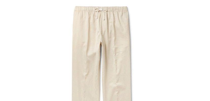 Pantalón con cordones