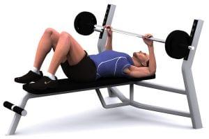 hacer pesas