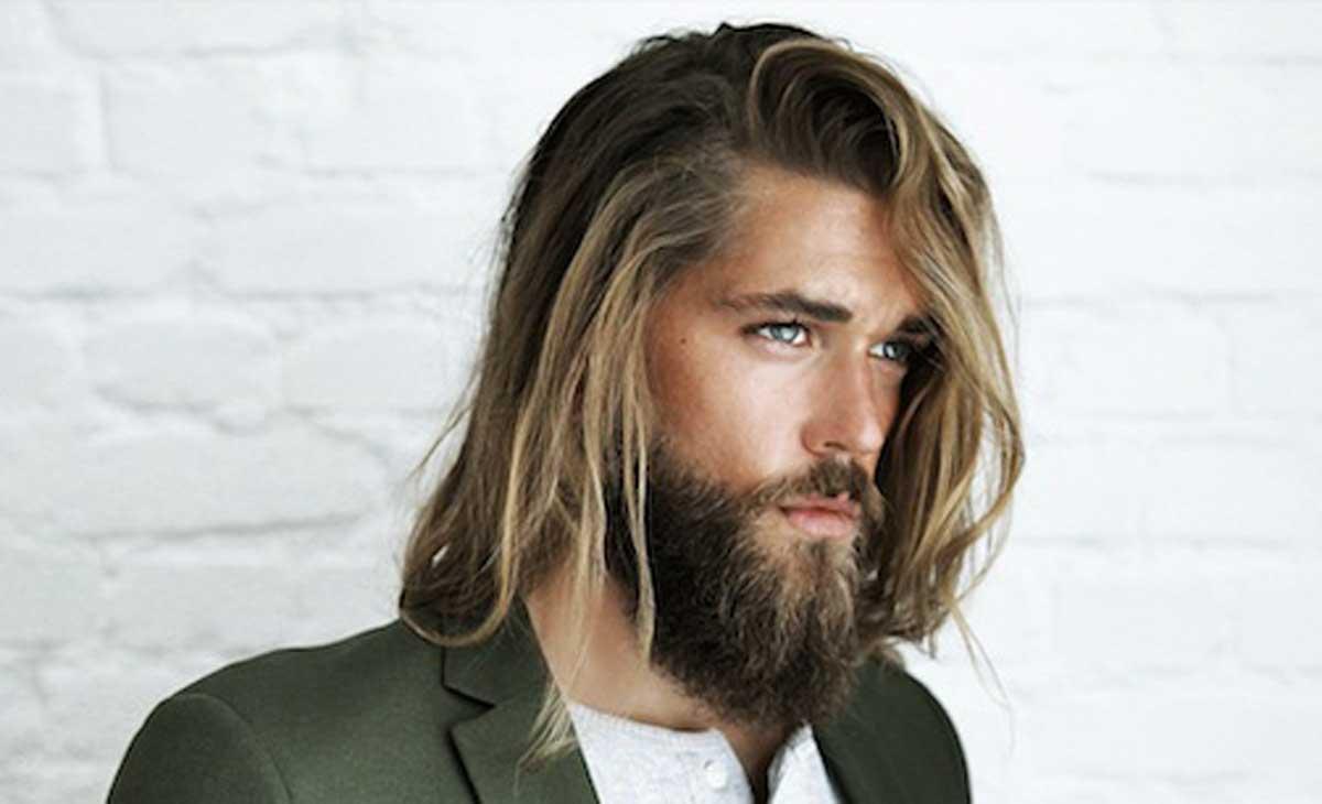 llevar barba