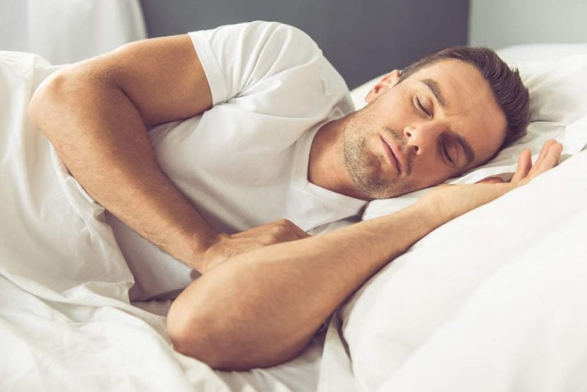 no duermes bien