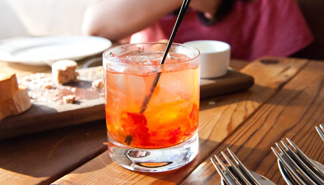 cena y cocktail