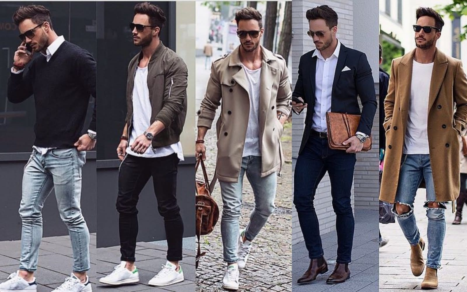 La moda para hombres que viene el pr ximo oto o - La moda de otono ...