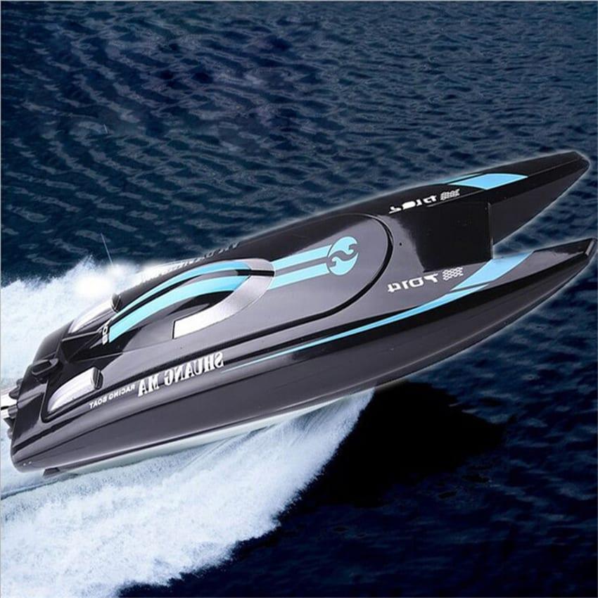 velocidad en el mar