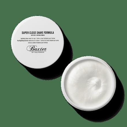 Crema para afeitado apurado