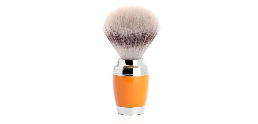 Brocha de afeitar sintética