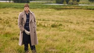 James Norton para Mr Porter