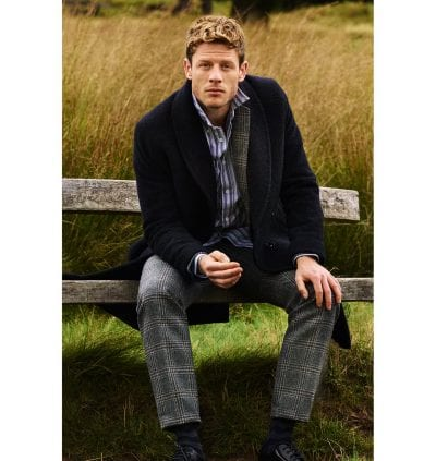 James Norton en Mr Porter