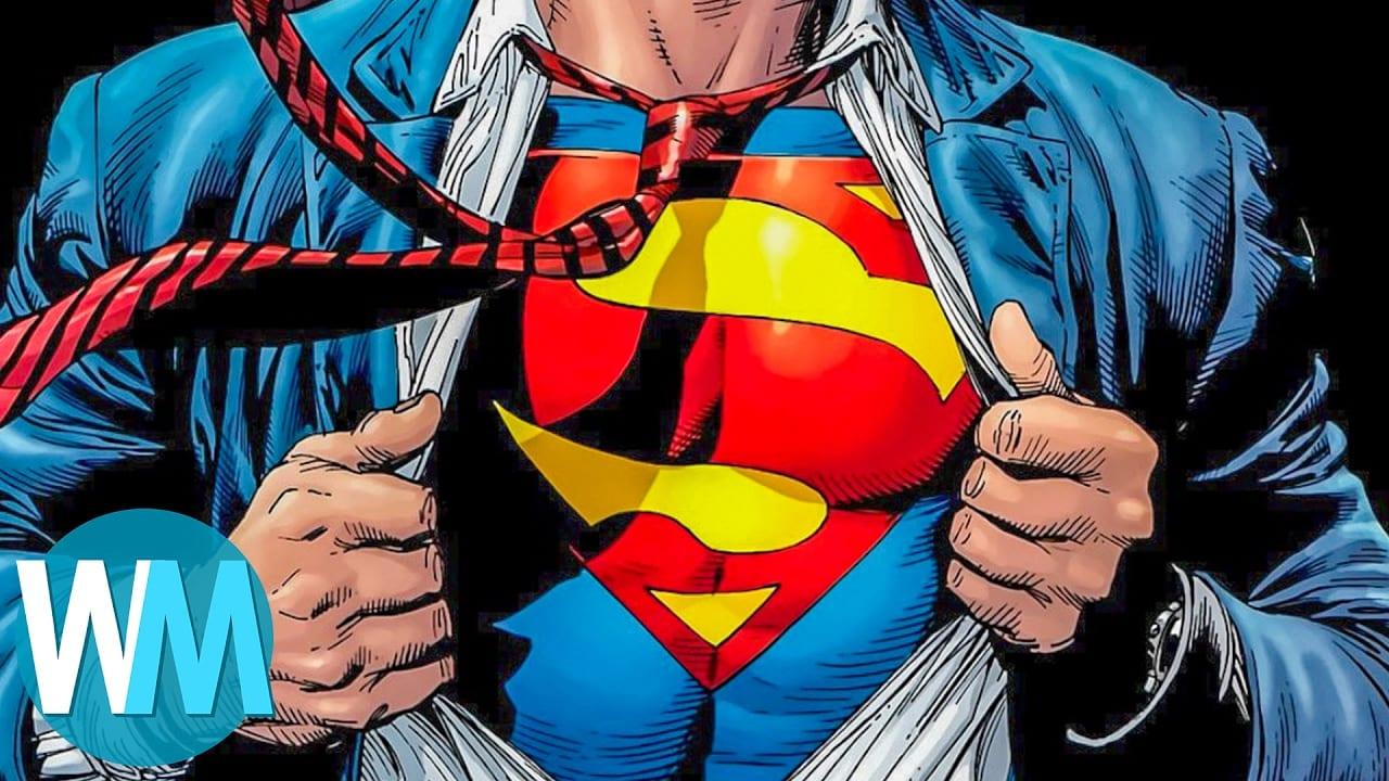 superhéroe favorito