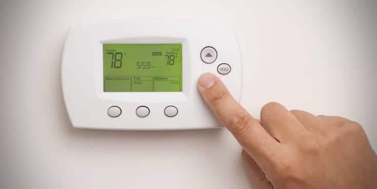calefacción eficiente