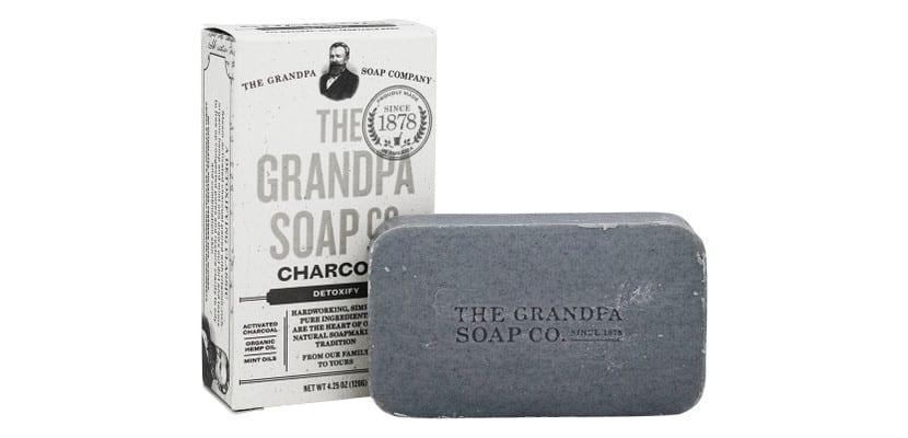 Jabón para piel grasa