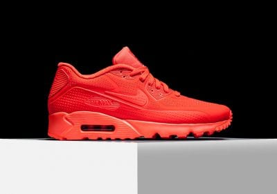 Nike Air Max 90 color rojo