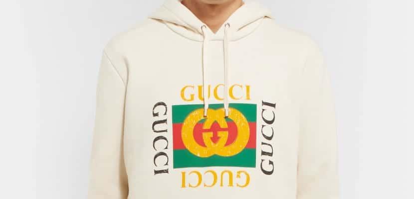 Sudadera de Gucci