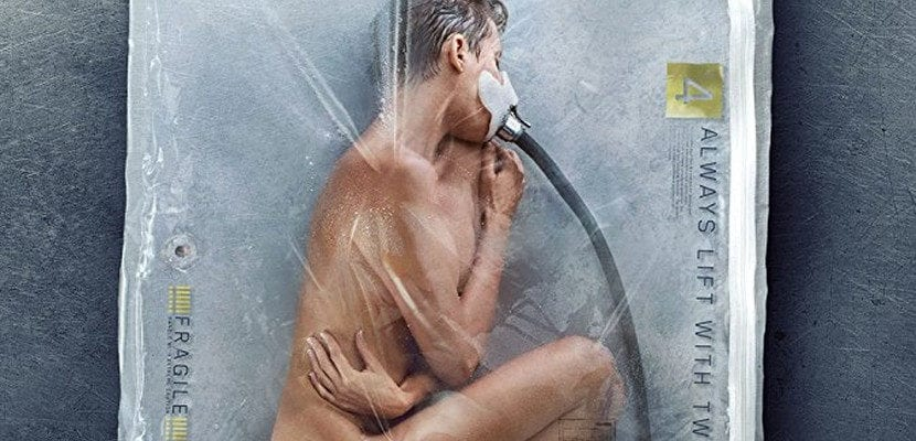 Cartel de 'Altered Carbon'