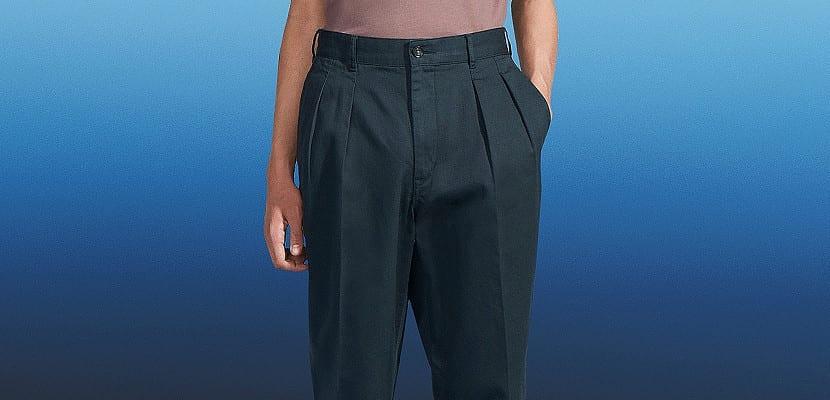 Pantalón relajado