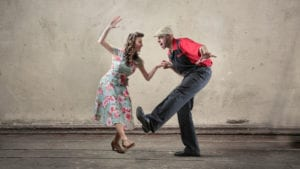 te gusta bailar