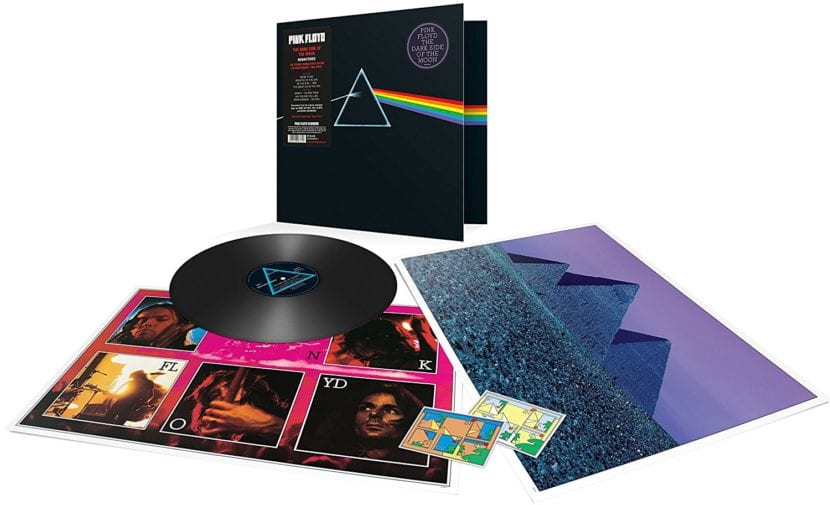 Vinilo de Dark Side of the Moon