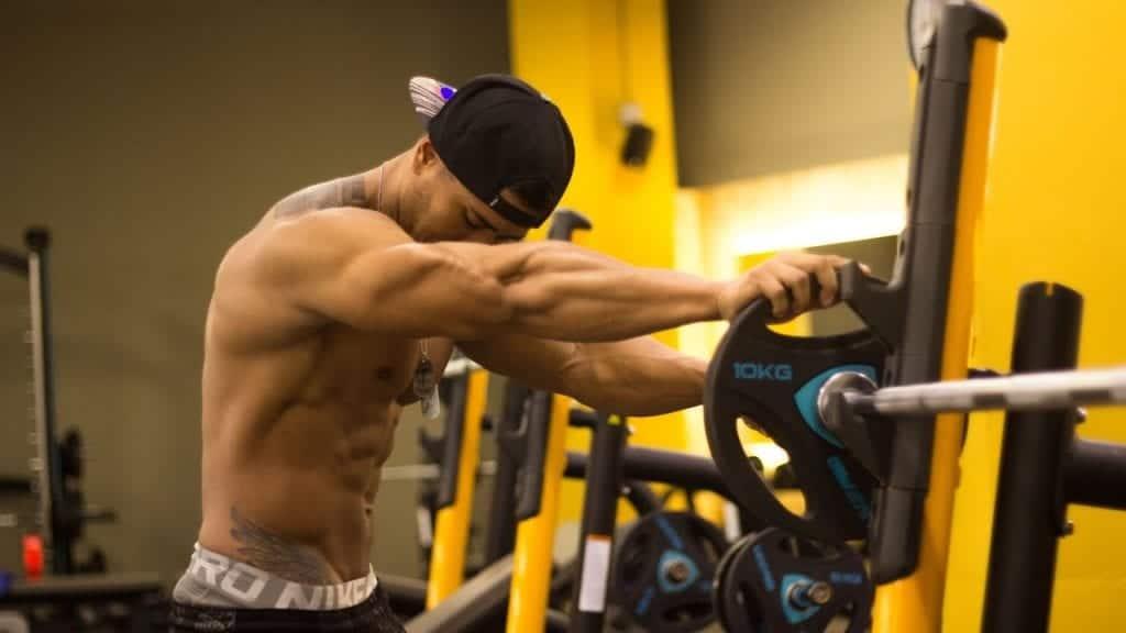 ejercicios con máquinas full body