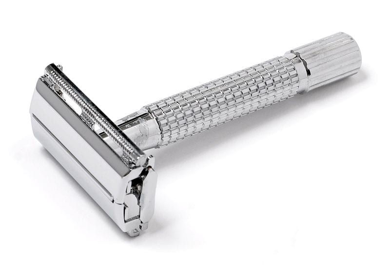 Maquinilla de afeitar clásica
