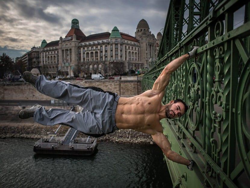 street workout en puente