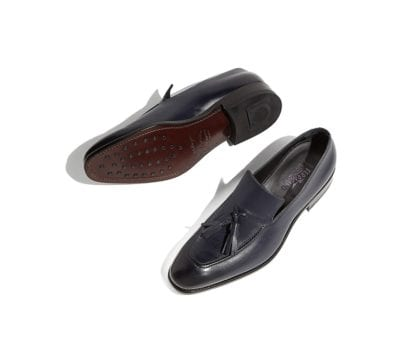 Mocassins avec des glands de Salvatore Ferragamo