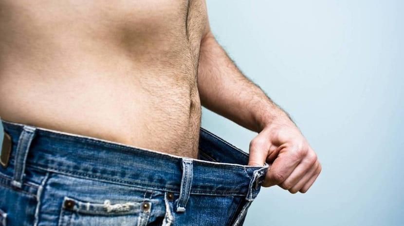 Perder de peso con dieta baja en calorías
