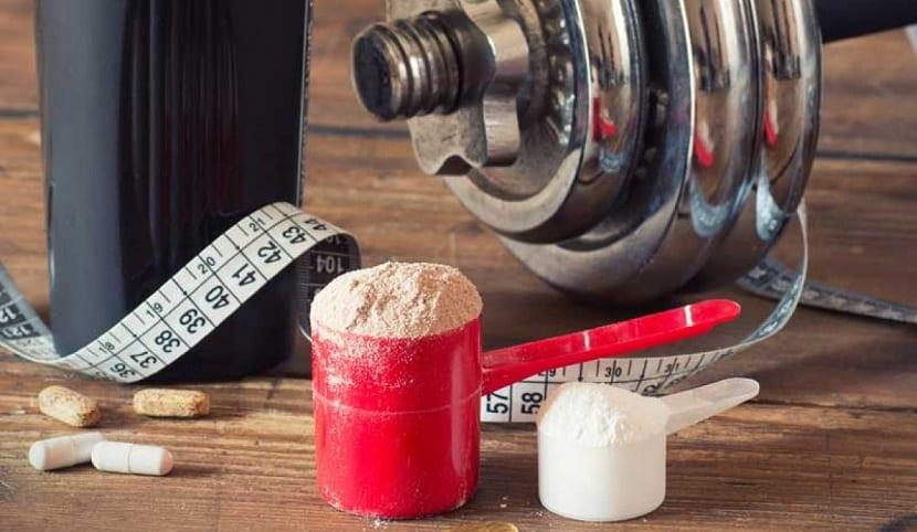 Suplementacion para ganar masa muscular