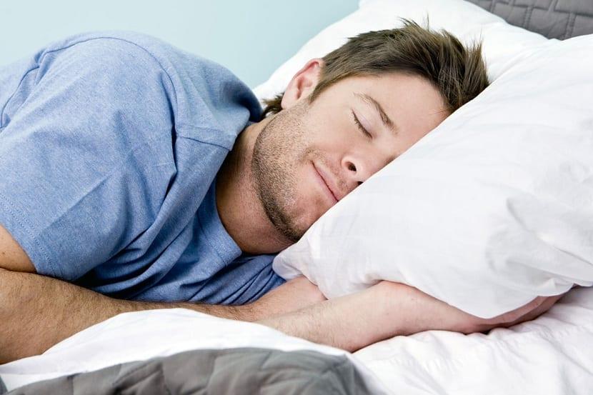 descansar correctamente para mejorar los musculos