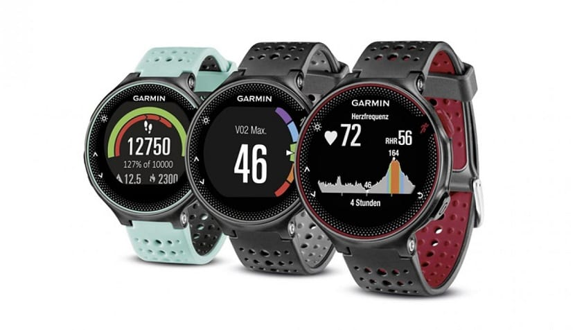 Marcas de relojes deportivos