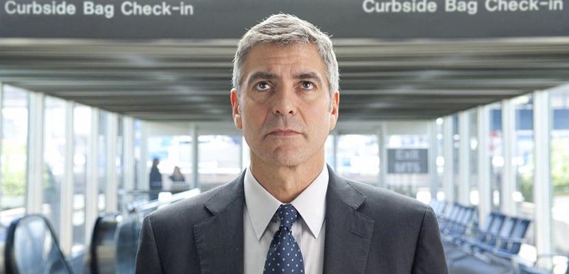 George Clooney en 'Up in the air'