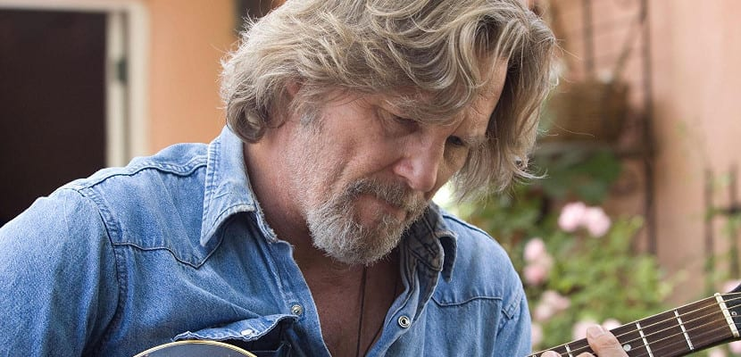 Jeff Bridges en 'Corazón rebelde'