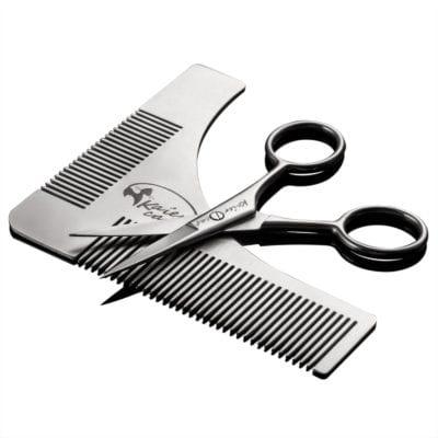 Tijeras para barba y bigote de Kaiercat