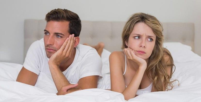 Problemas en la pareja