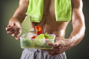 Qué comer después de entrenar