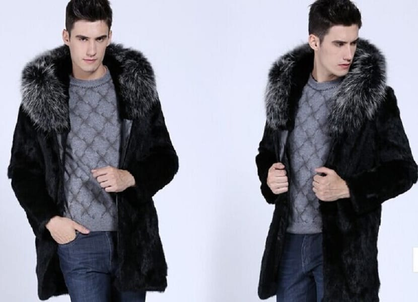 Abrigo y silueta