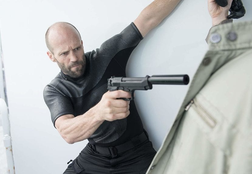 Jason Statham en 'Mechanic: Resurrection'