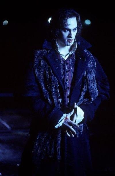 Vampiro en 'La reina de los condenados'