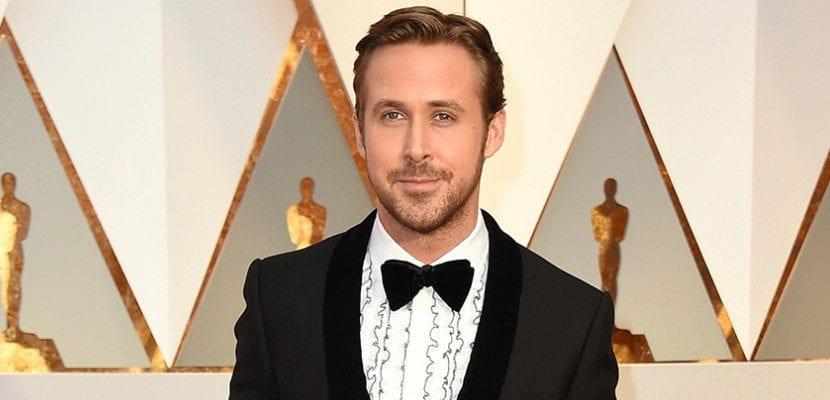 Ryan Gosling en los Oscars
