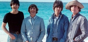 Los Beatles en los años 60