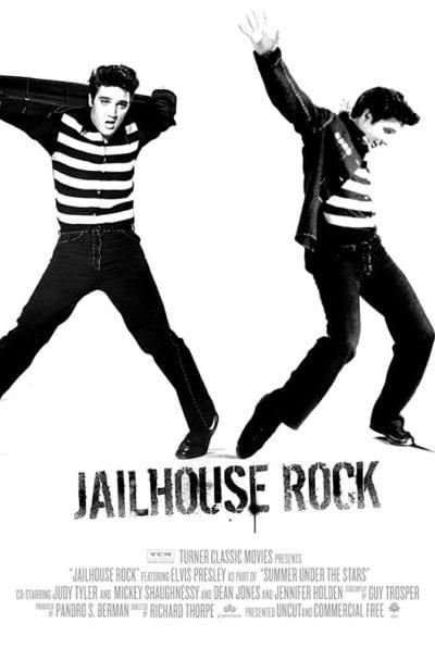 Cartel de 'El rock de la cárcel'