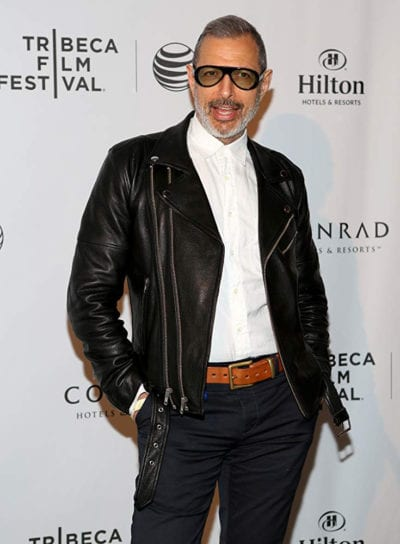 Jeff Goldblum en Tribeca